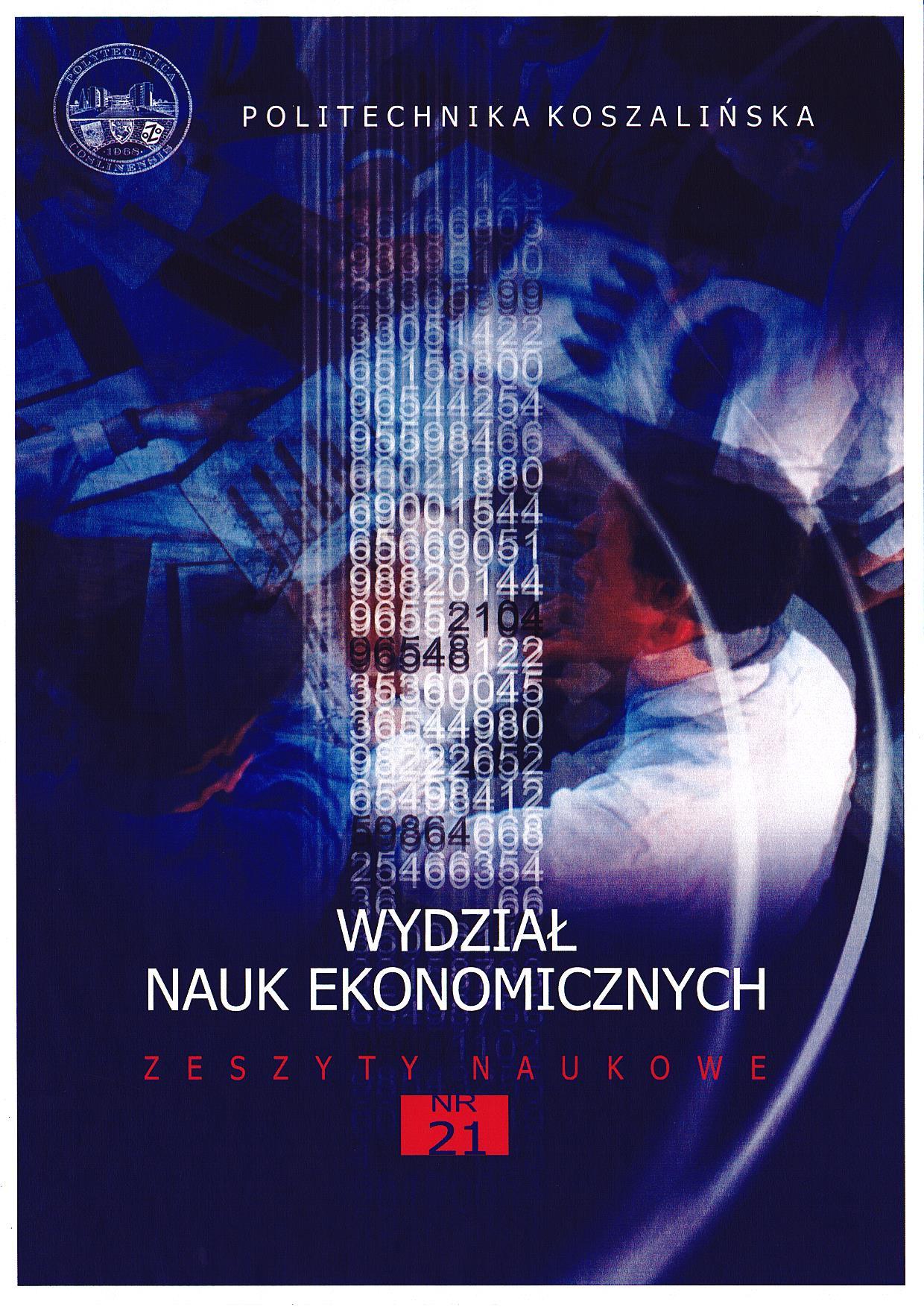 Zeszyty Naukowe nr 21/2017